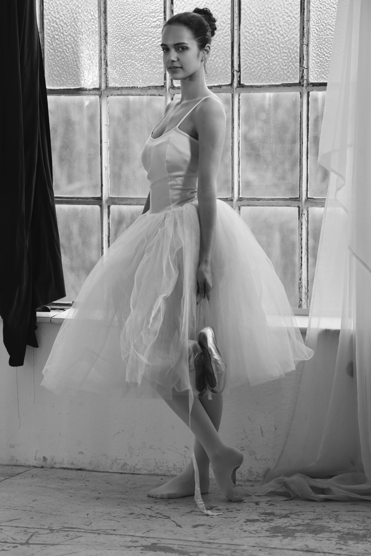 Ballet Dressing with young Ballet Dancers by Peter Mueller Photography 11