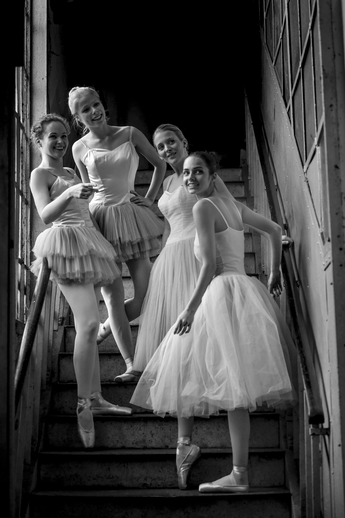 Ballet Dressing with young Ballet Dancers by Peter Mueller Photography 12
