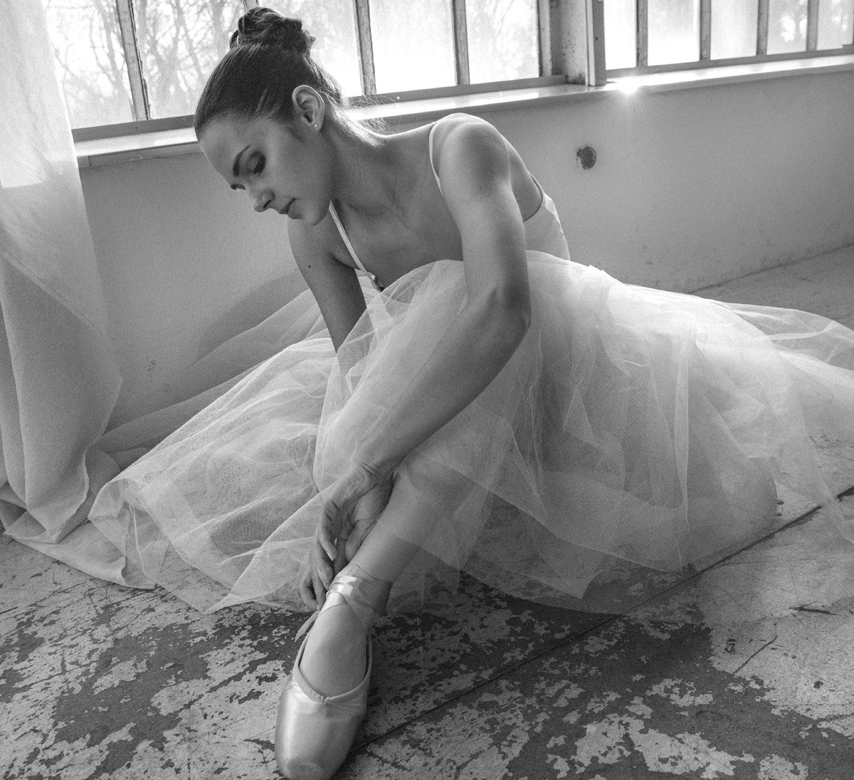 Ballet Dressing with young Ballet Dancers by Peter Mueller Photography 13