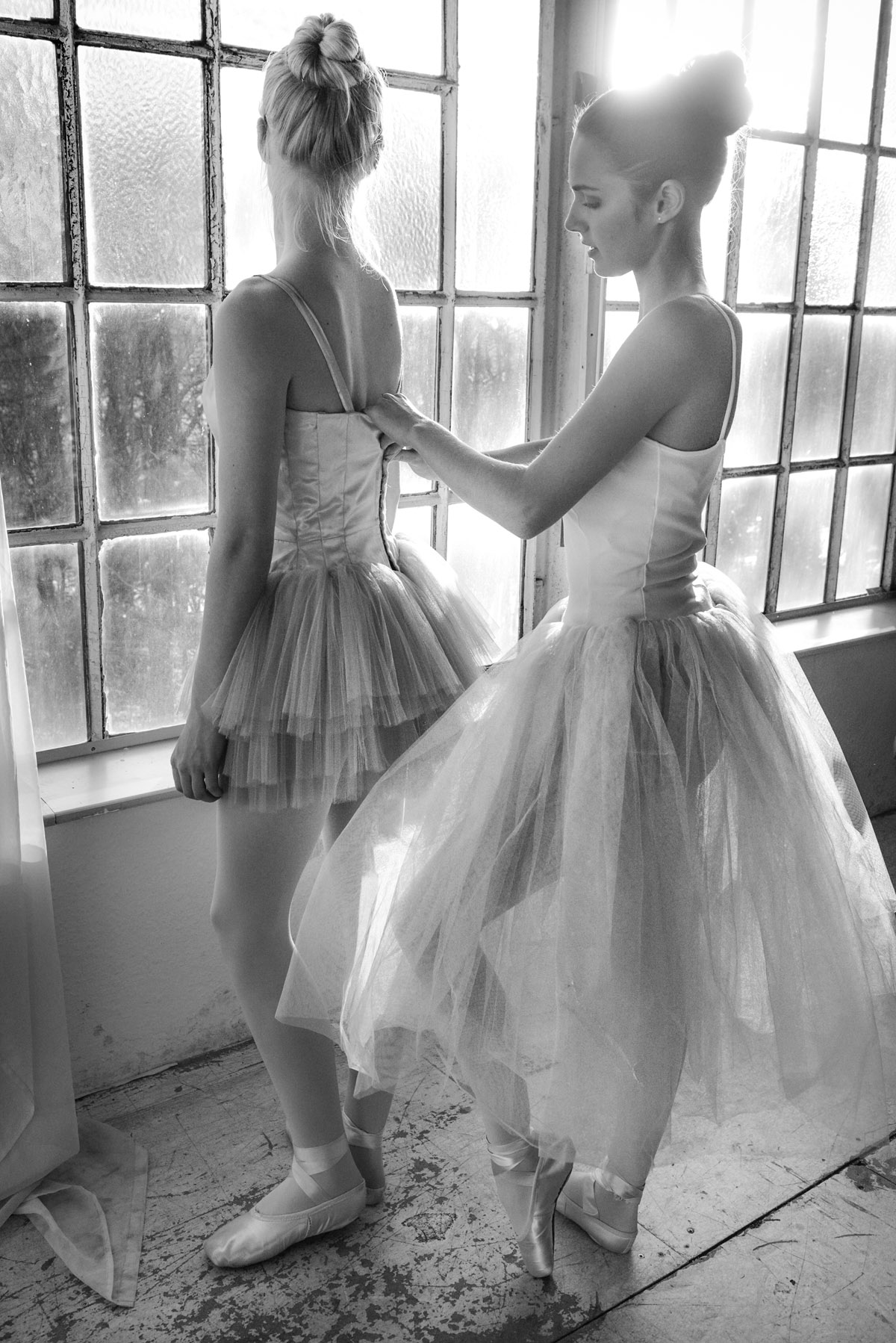 Ballet Dressing with young Ballet Dancers by Peter Mueller Photography 14