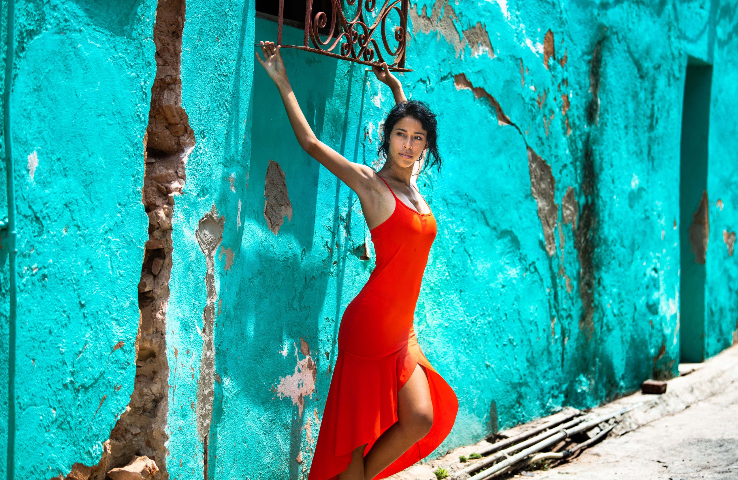 Fashion in Cuba by Peter Mueller Photography 95