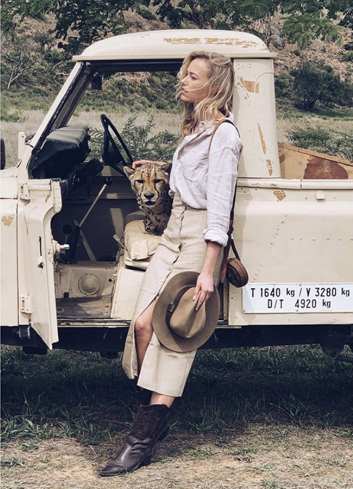 Out of Africa Editorial by Peter Mueller Photography 1