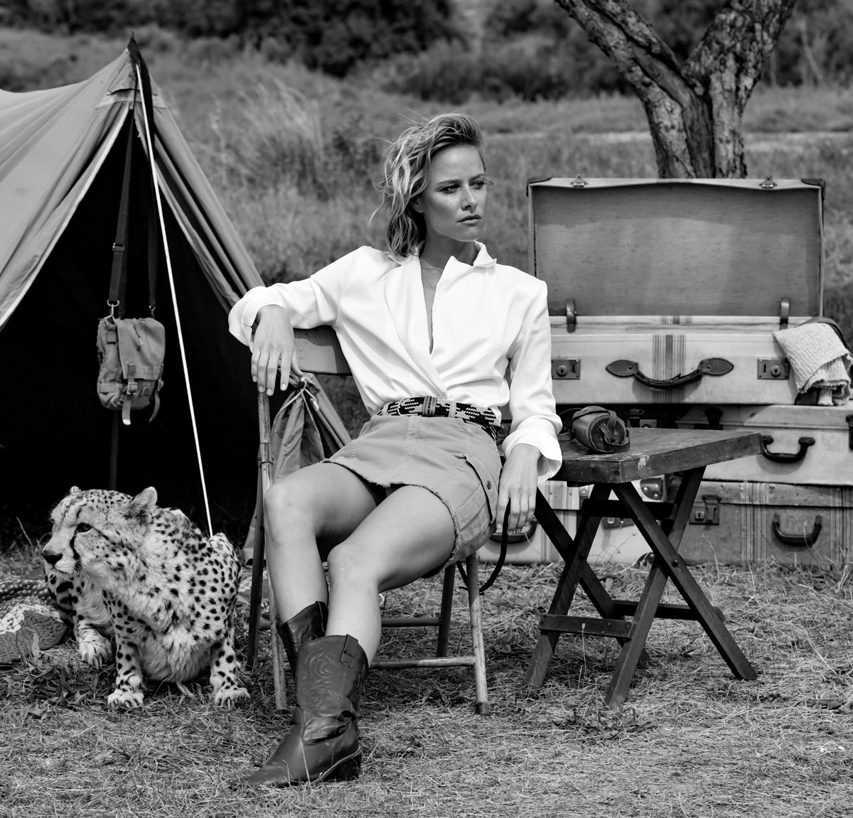 Out of Africa Editorial by Peter Mueller Photography 10