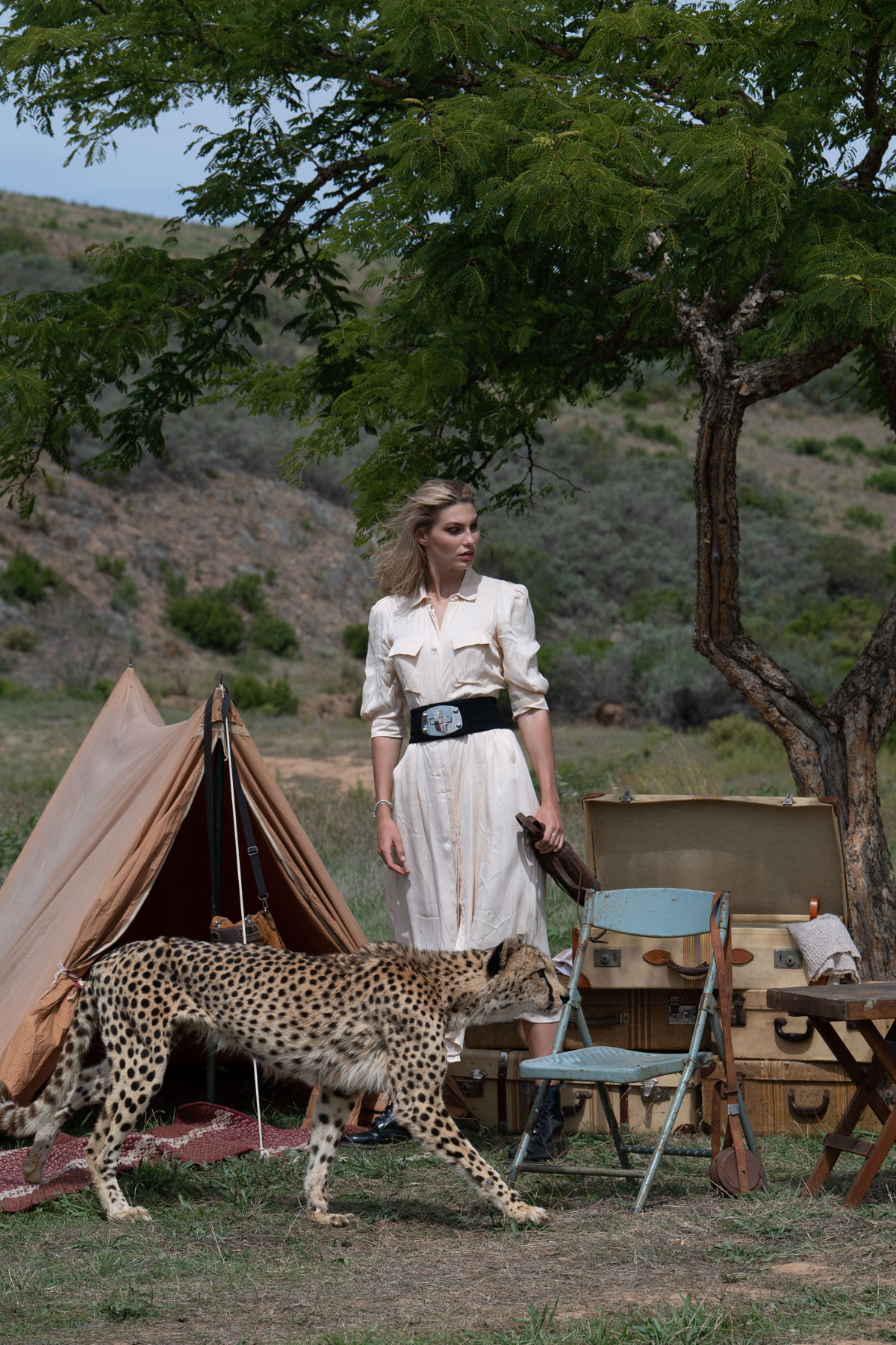 Out of Africa Editorial by Peter Mueller Photography 14