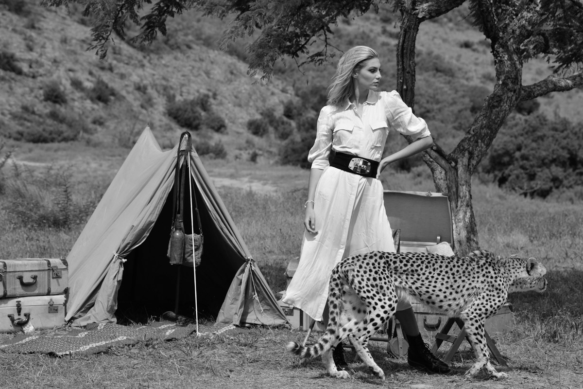 Out of Africa Editorial by Peter Mueller Photography 15