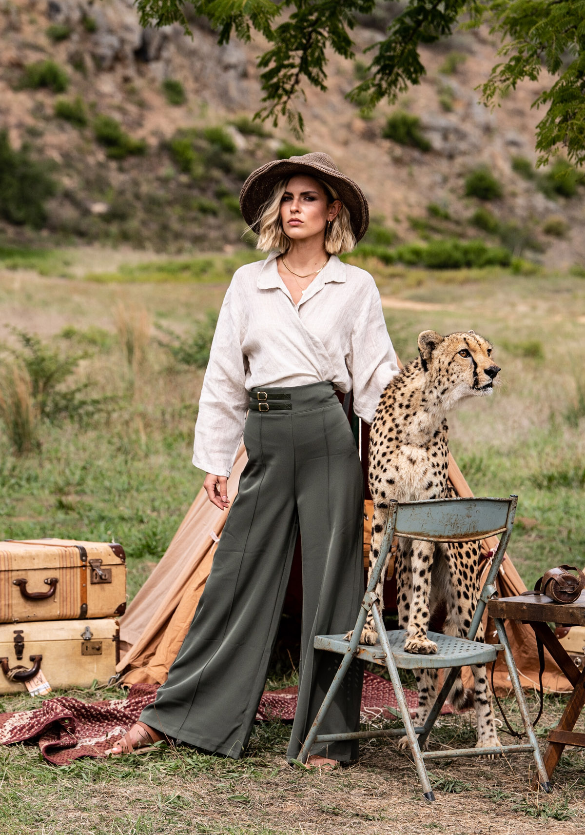 Out of Africa Editorial by Peter Mueller Photography 18
