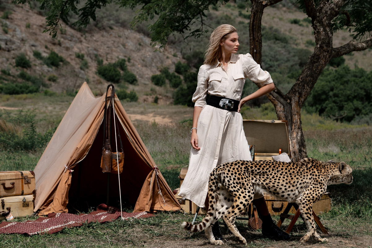 Out of Africa Editorial by Peter Mueller Photography 2