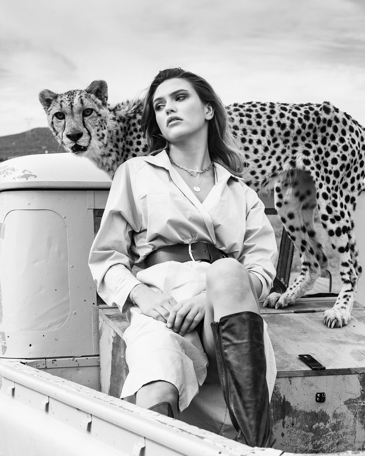 Out of Africa Editorial by Peter Mueller Photography 24