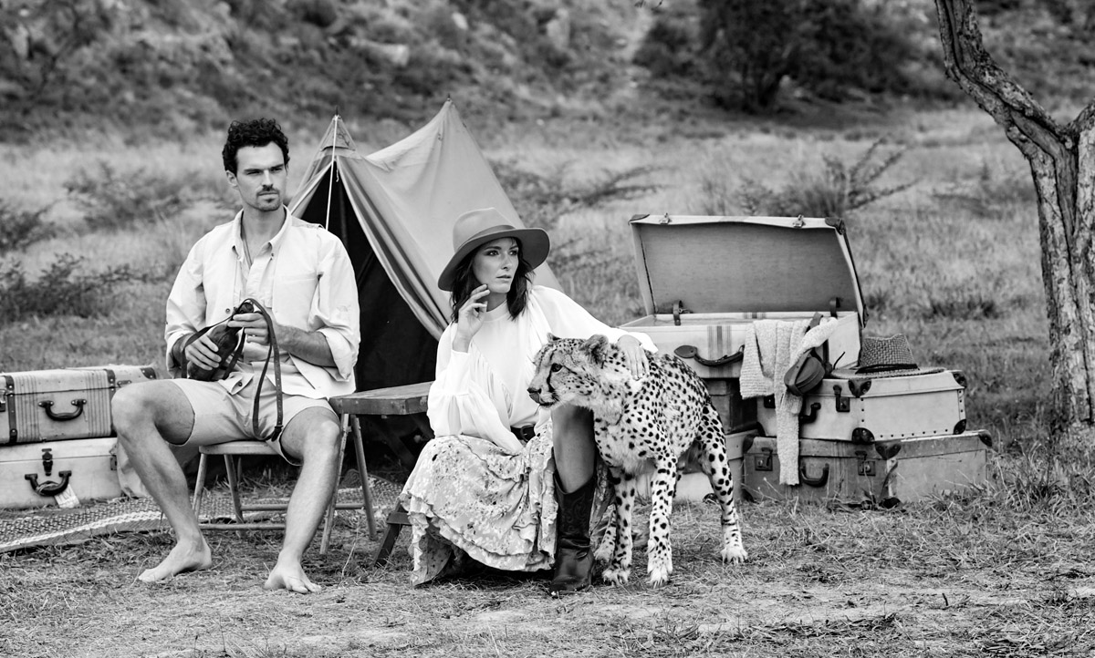 Out of Africa Editorial by Peter Mueller Photography 26