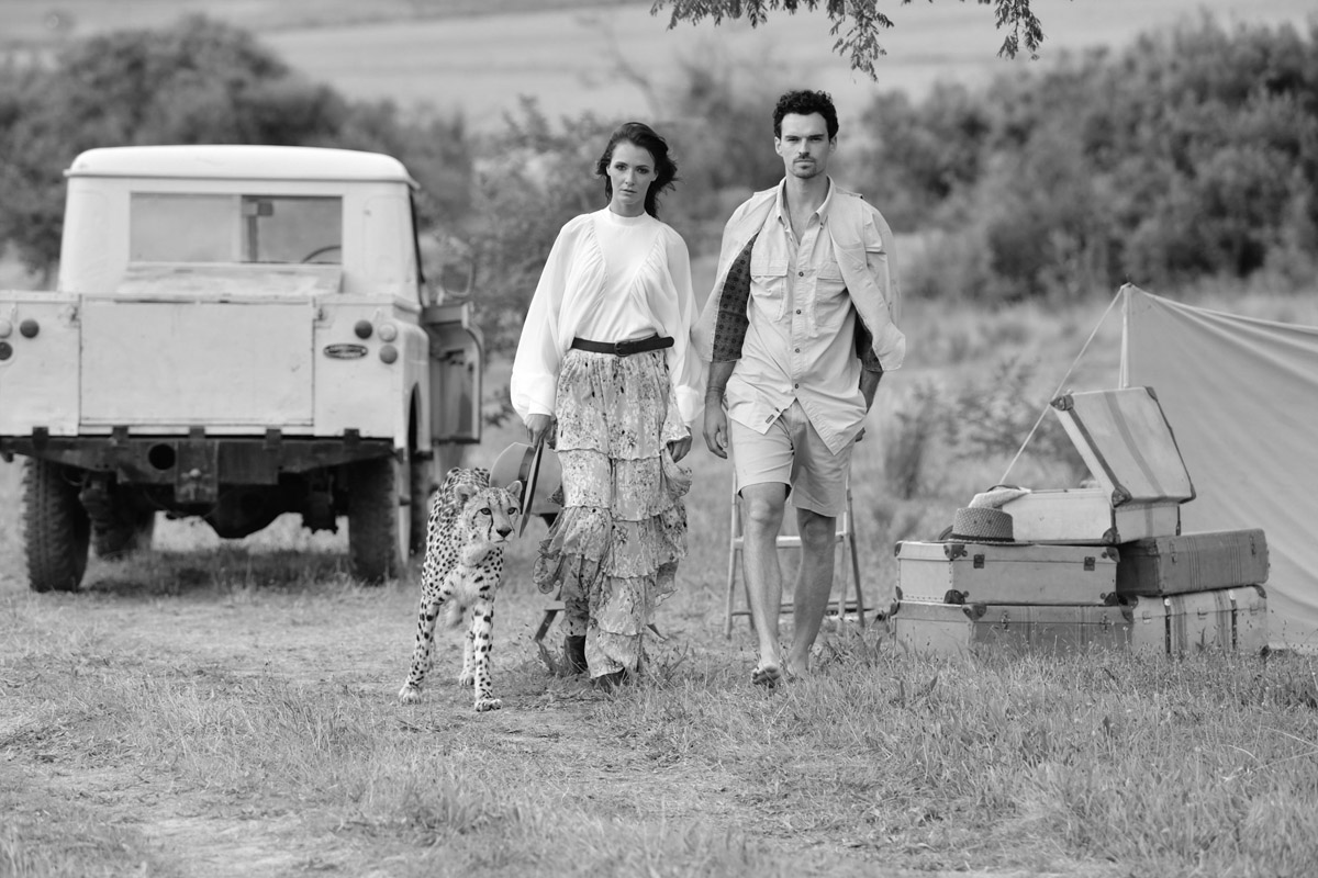 Out of Africa Editorial by Peter Mueller Photography 27