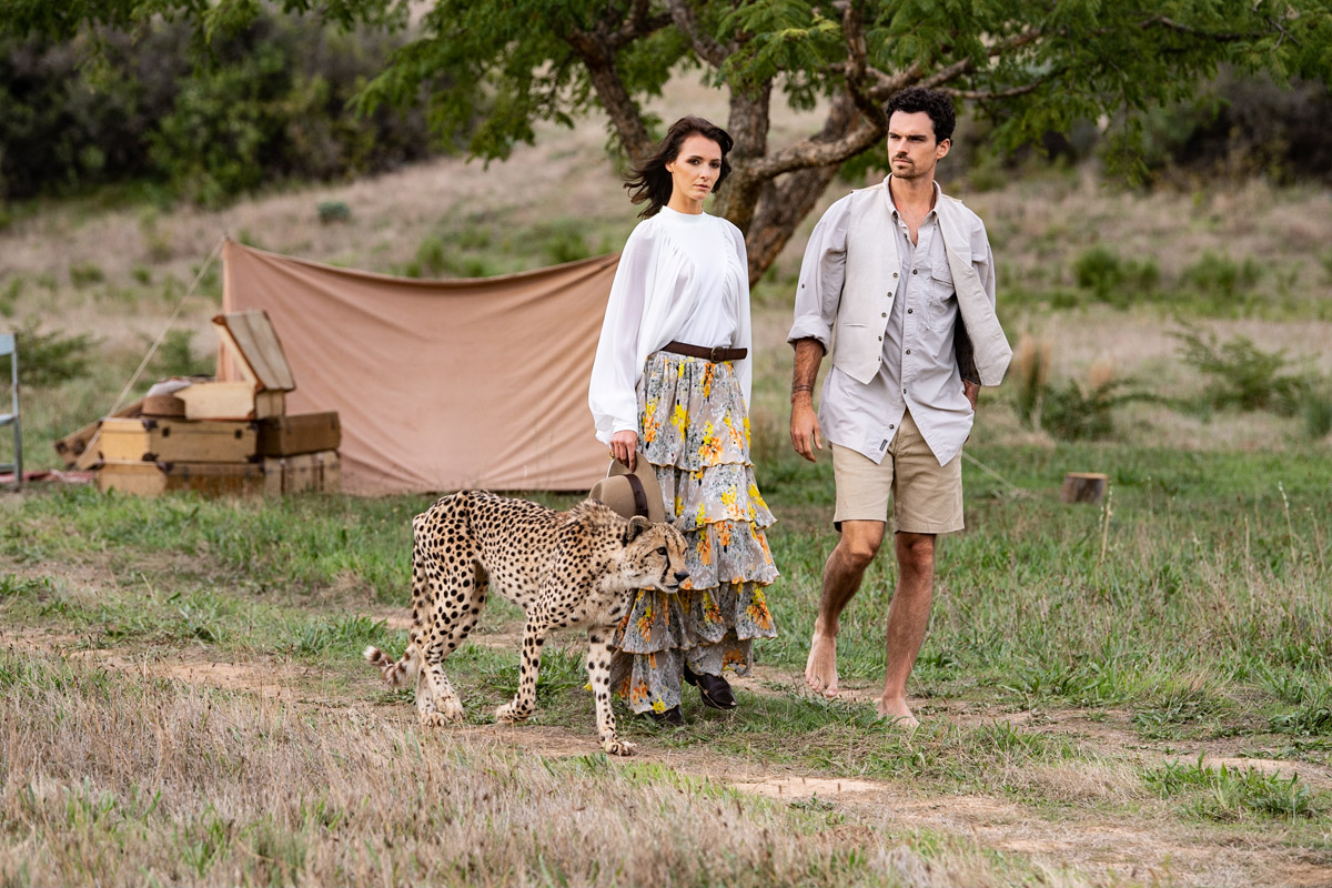 Out of Africa Editorial by Peter Mueller Photography 28