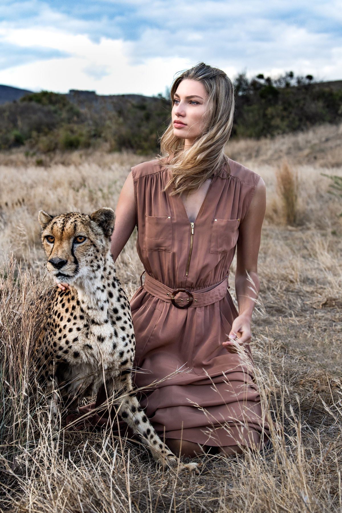 Out of Africa Editorial by Peter Mueller Photography 34