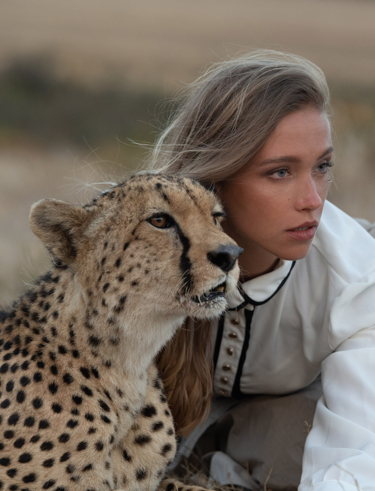 Out of Africa Editorial by Peter Mueller Photography 36