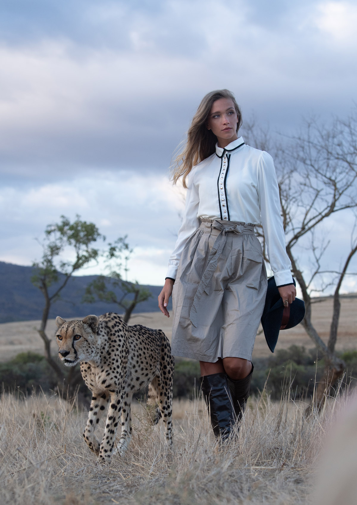 Out of Africa Editorial by Peter Mueller Photography 38