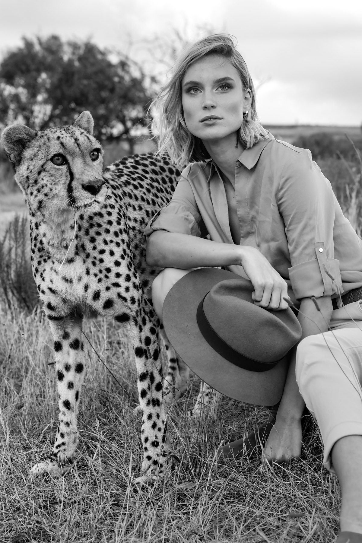 Out of Africa Editorial by Peter Mueller Photography 39