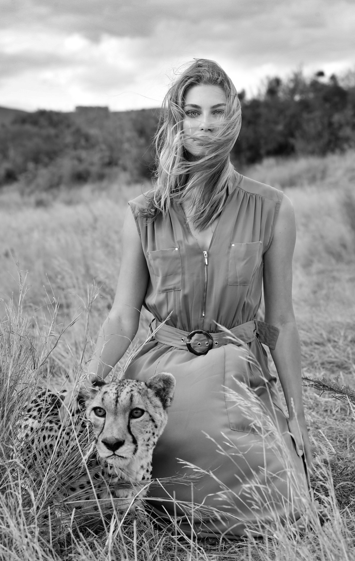 Out of Africa Editorial by Peter Mueller Photography 40