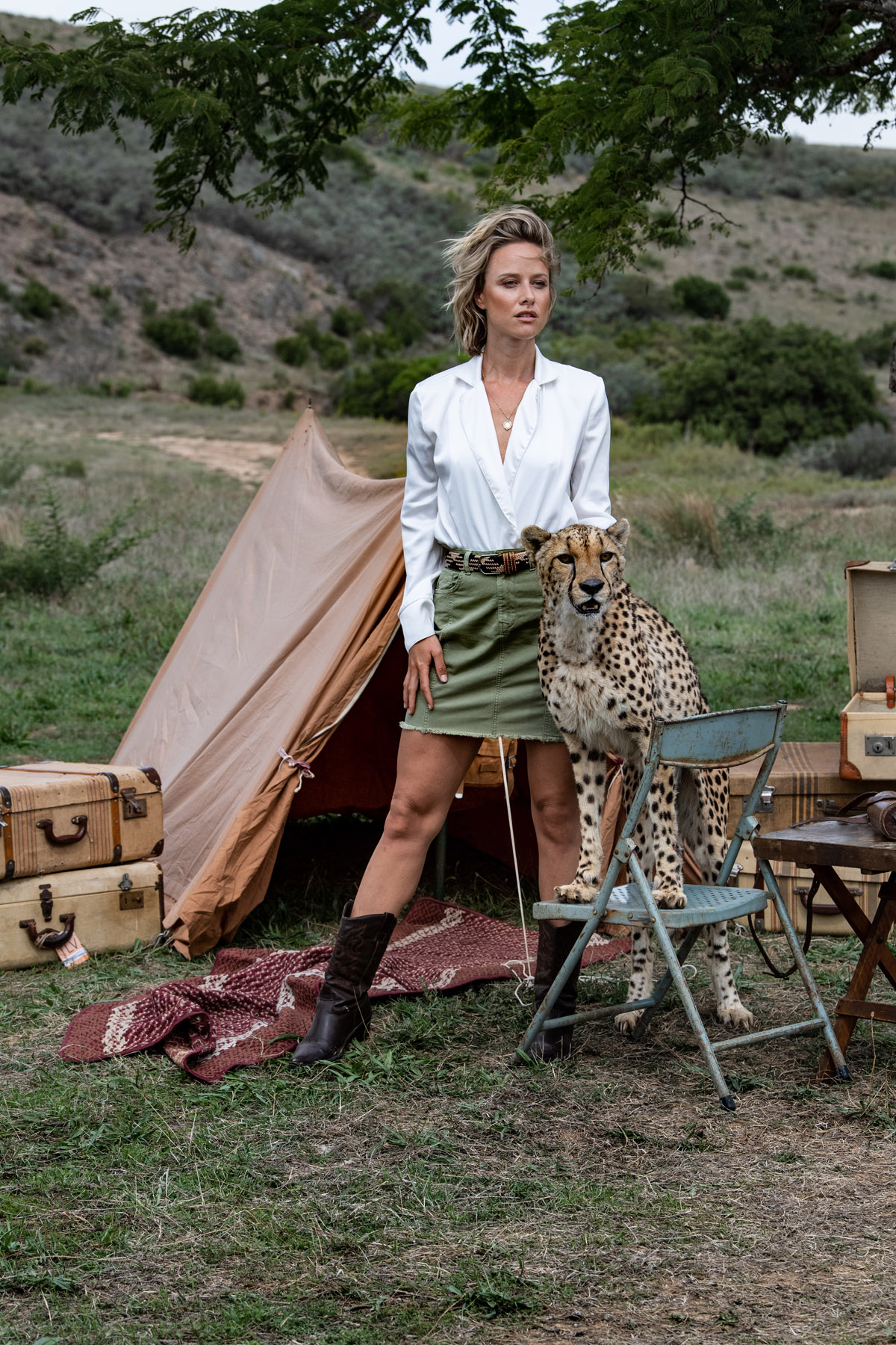 Out of Africa Editorial by Peter Mueller Photography 5