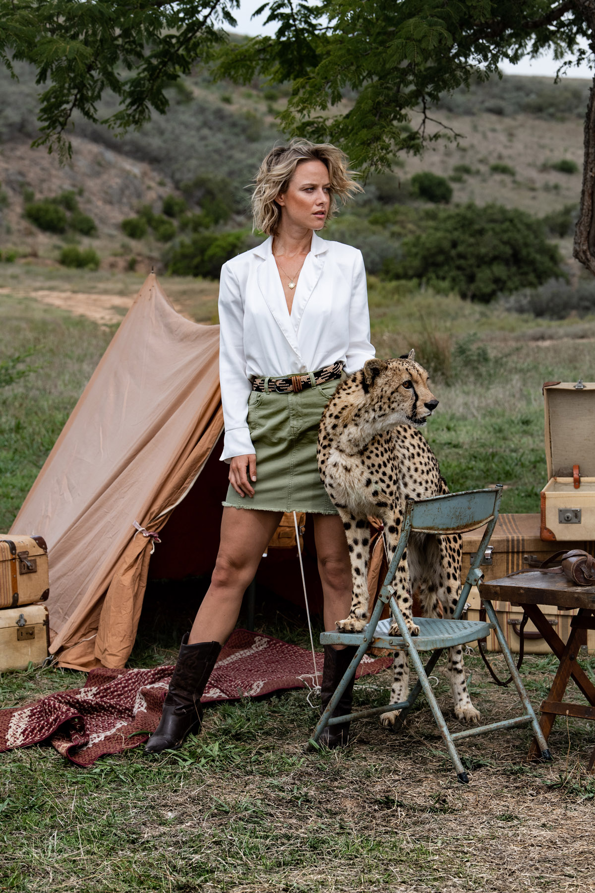 Out of Africa Editorial by Peter Mueller Photography 7