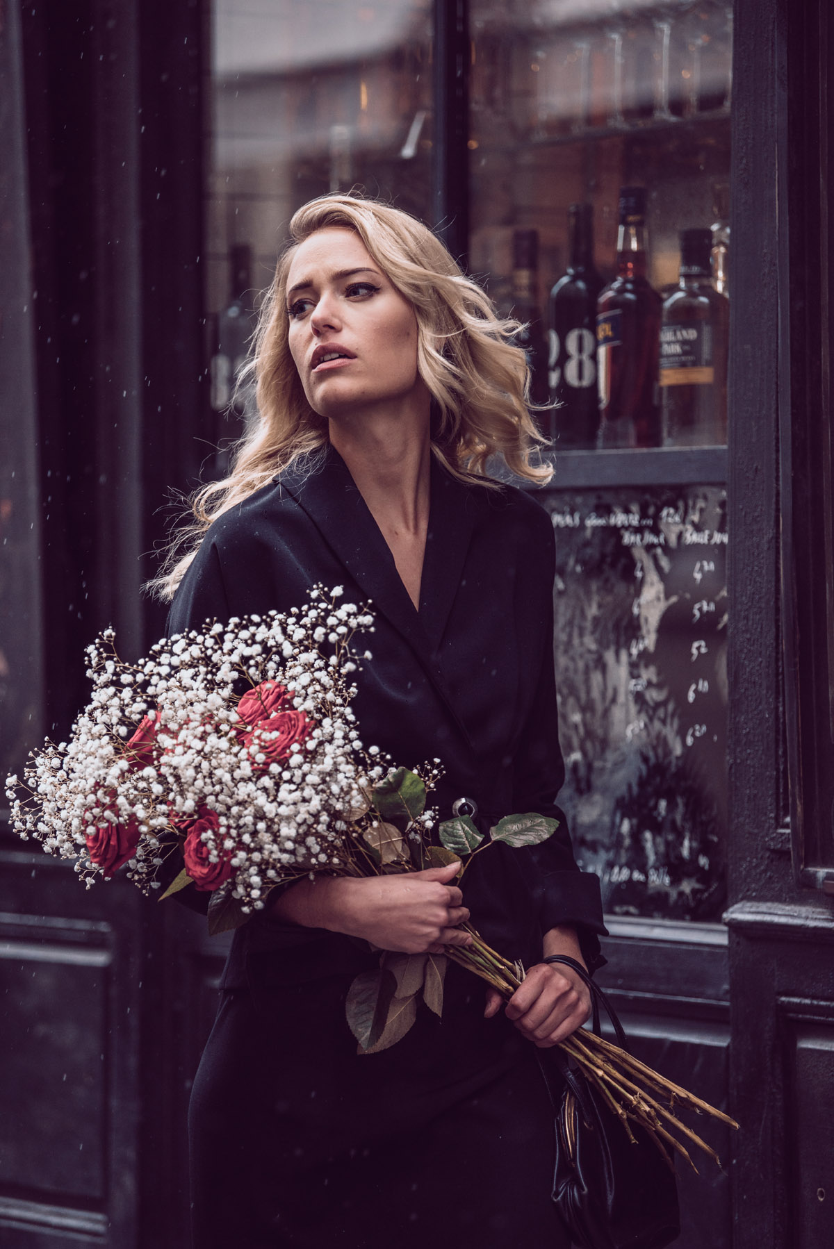 Paris Female couple Editorial - nouvelle Romance homage by Peter Mueller Photography 31
