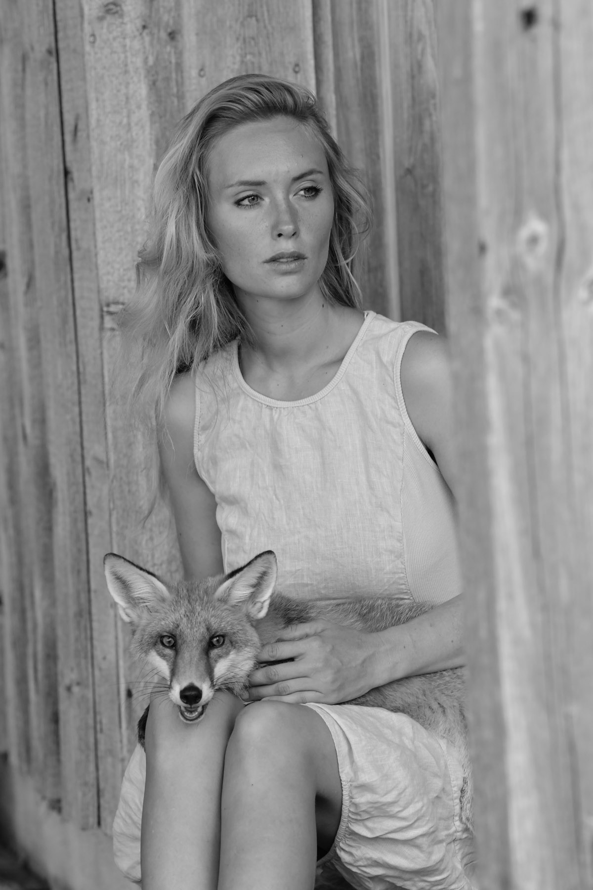 Sarah and her Dog and Horse by Peter Mueller Photography 17