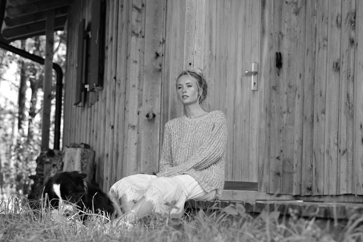Sarah and her Dog and Horse by Peter Mueller Photography 26