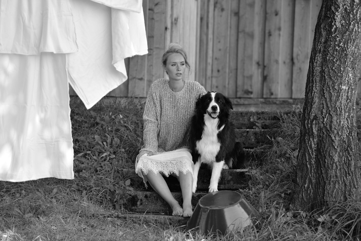 Sarah and her Dog and Horse by Peter Mueller Photography 28