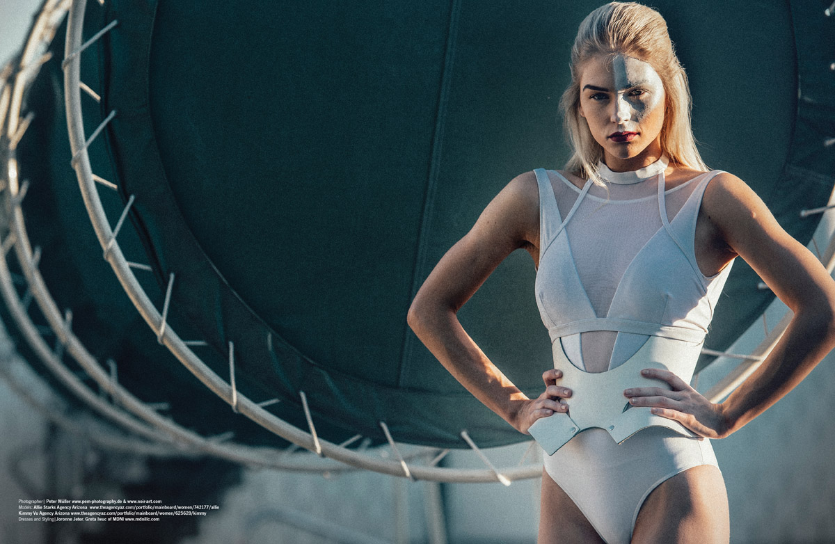 US Publication Desert Fashion Editorial Allie Starks by Peter Mueller Photography 7