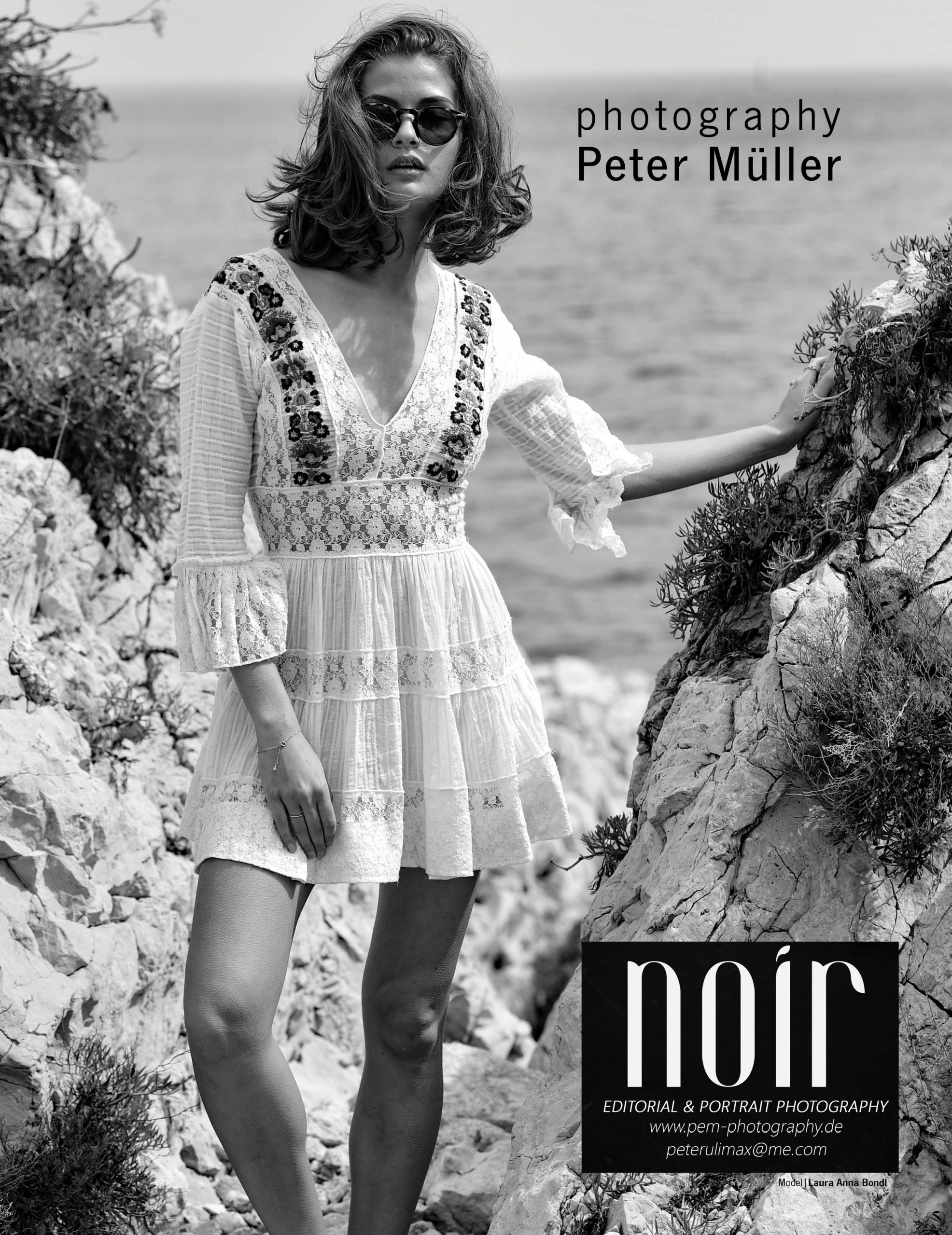 US Publication Southern France Fashion Editorial by Peter Mueller Photography 2